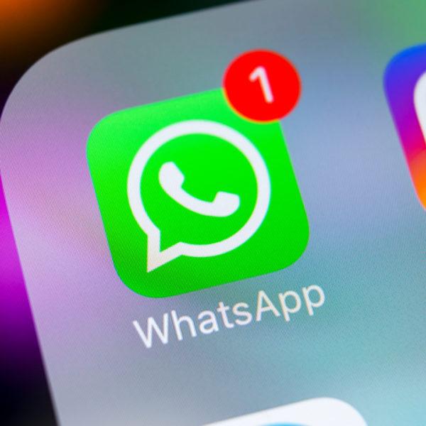 whatsapp notificacion