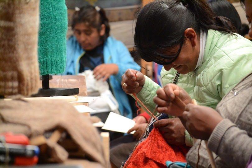 Llega el e-commerce de productos hechos por comunidades de artesanos