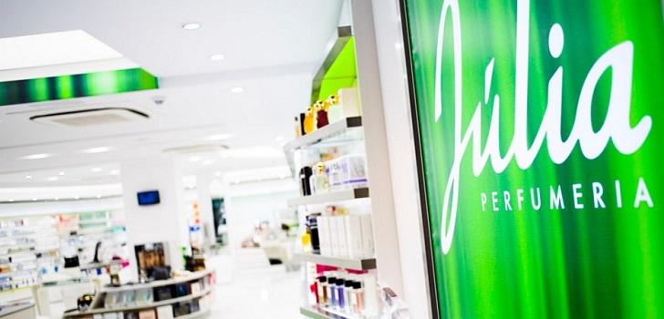 Perfumería Júlia profesionaliza su gestión e incorpora a un ex Douglas y Pablosky como primer ejecutivo