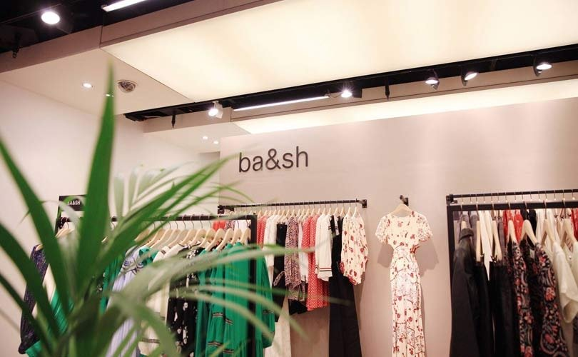 ba&sh abre su primera tienda experiencial en Nueva York